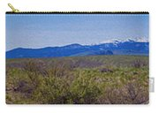 North Cascades Game Range Panorama Carry-all Pouch