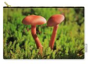 North Cascades Mushrooms Carry-all Pouch