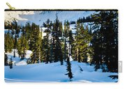 North Cascades Winter Carry-all Pouch
