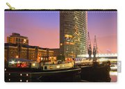 North Dock In Canary Wharf. Carry-all Pouch