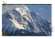 1m3549-north Face Of Mt. Temple Carry-all Pouch