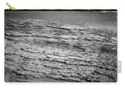 North Fork Of The Flathead River Montana Bw Carry-all Pouch