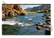 North Fork Of The Shoshone River Carry-all Pouch