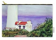 North Head Light House On The Washington Coast Carry-all Pouch