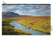 North Klondike River Flowing Carry-all Pouch