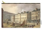 North Parade, From Bath Illustrated Carry-all Pouch