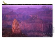 North Rim Grand Canyon Carry-all Pouch