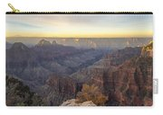 North Rim Sunrise Panorama 2 - Grand Canyon National Park - Arizona Carry-all Pouch