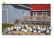 North Rustico Carry-all Pouch by Elena Elisseeva