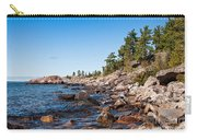 North Shore Of Lake Superior Carry-all Pouch