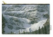 1m3536-north Side Of Crowfoot Mountain Carry-all Pouch