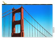 North Tower Golden Gate Carry-all Pouch