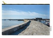 North Wall - Lyme Regis Harbour 2 Carry-all Pouch