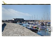 North Wall - Lyme Regis Harbour Carry-all Pouch