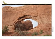 North Window  Arches Park Carry-all Pouch