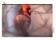 Northern Cardinal Dominent Male Carry-all Pouch