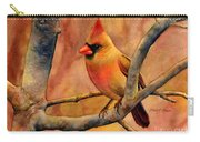 Northern Cardinal II Carry-all Pouch