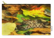 Northern Copperhead Camouflaged Carry-all Pouch