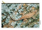 Northern Fence Lizard Carry-all Pouch