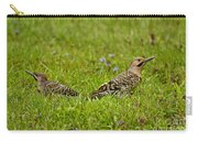 Northern Flicker Pictures 42 Carry-all Pouch