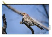 Northern Flicker Pictures 5 Carry-all Pouch