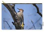 Northern Flicker Pictures 8 Carry-all Pouch