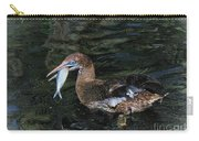 Northern Gannet Feeding Carry-all Pouch