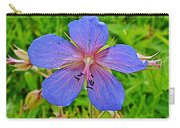 Northern Geranium In Jasper National Park-alberta  Carry-all Pouch