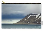 Northern Island In Svalbard Carry-all Pouch