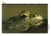 Northern Leopard Frog Carry-all Pouch