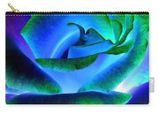 Northern Lights Rose Carry-all Pouch
