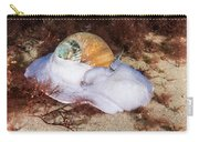 Northern Moon Snail Carry-all Pouch