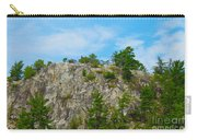 Northern Ontario Rock Face Carry-all Pouch