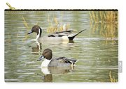 Northern Pintail Ducks  Carry-all Pouch