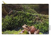 Northern Red-legged Frog Carry-all Pouch