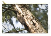 Northern Red Shafted Flicker Carry-all Pouch