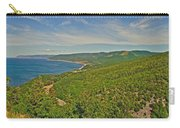 Northern Road Through Cape Breton Highlands Np-ns Carry-all Pouch