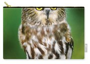 Northern Saw-whet Owl Aegolius Acadicus Wildlife Rescue Carry-all Pouch