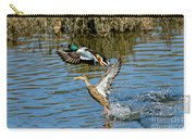 Northern Shoveler Pair Carry-all Pouch