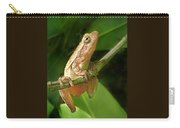 Northern Spring Peeper Carry-all Pouch