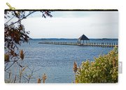 Northside Park Fishing Pier Carry-all Pouch