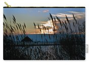 Ocean City Sunset At Northside Park Carry-all Pouch