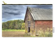 Northwest Barn Carry-all Pouch by Jean Noren