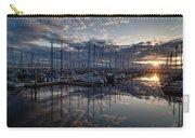 Northwest Marina Sunset Sunstar Carry-all Pouch