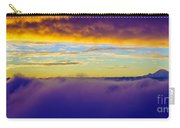 Northwest Sunrise Cloudscape Carry-all Pouch