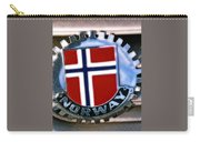 Norway Car Emblem Carry-all Pouch