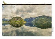 Norway Serenity In Panorama Carry-all Pouch