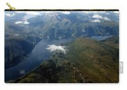 Norwegian Fjord From On High Carry-all Pouch