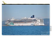 Norwegian Jade Cruise Ship Corfu Carry-all Pouch