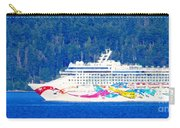 Norwegian Jewel Cruise Ship Carry-all Pouch